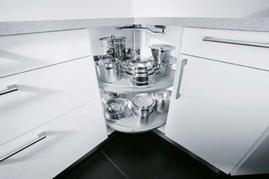 Zubehor kuchen highlights kuchen horstmann ihr for Eckrondell küche